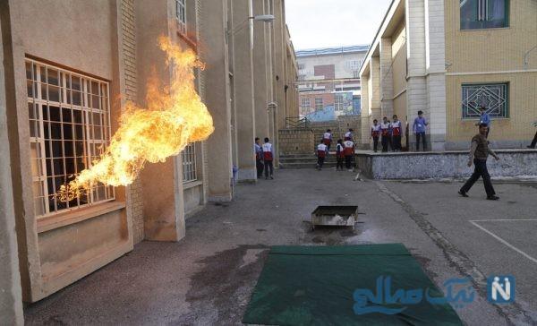 پیشگیری از حوادث چهارشنبه سوری