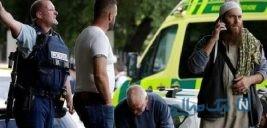 شبیه سازی صحنه قتل عام مسلمانان در نیوزیلند + عکس