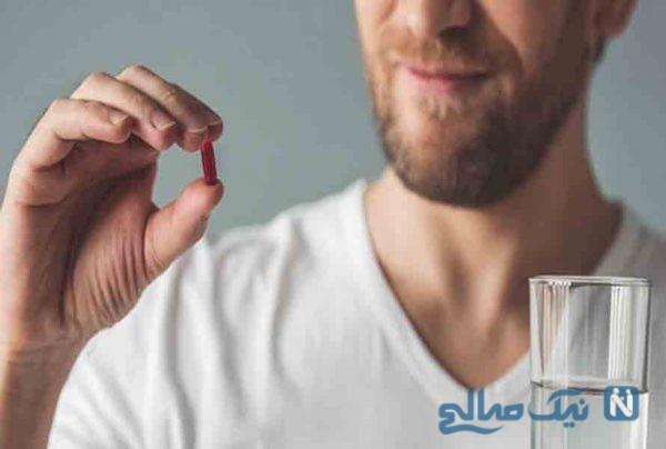 قرص ضدبارداری مردان