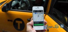 آذری جهرمی از درز اطلاعات کاربران یک تاکسی اینترنتی خبر داد