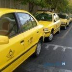 جزئیاتی از افزایش نرخ کرایه تاکسی در سال ۹۸