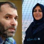 پاسخ مسعود دهنمکی به کنایه المیرا شریفی مقدم مجری شبکه خبر