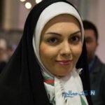 انتقاد آزاده نامداری از با حجاب شدن جودی ابوت