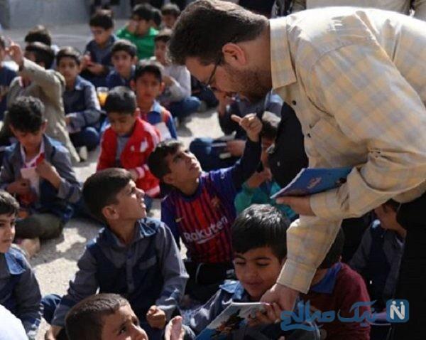 بشیر حسینی داور برنامه عصر جدید