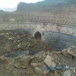 بنای تاریخی همدان در پی سیل فروریخت!