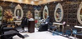 تبلیغ آرایشگاه زنانه با حضور یک زن سوژه رسانه ها شد!