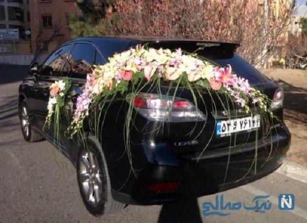 ماشین عروس پراید وانت زوج اصفهانی رسانه ای شد!