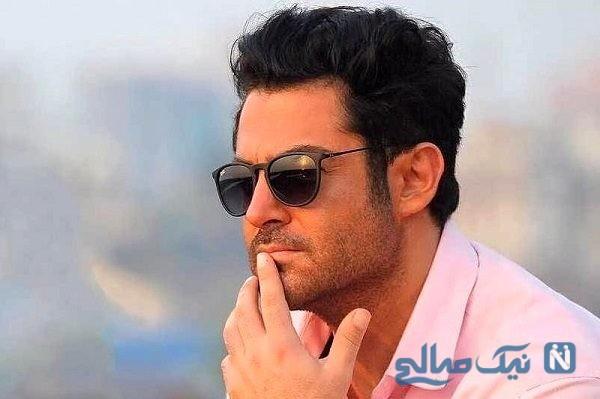 واکنش محمدرضا گلزار به توقیف فیلم سینمایی رحمان ۱۴۰۰