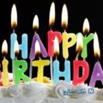 تصویری جالب از جشن تولد کودک سیل زده پلدختر