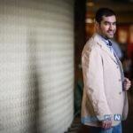 جدیدترین عکس شهاب حسینی در فیلم نبات