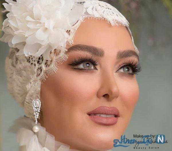 تصاویری جدید از جشن ازدواج الهام حمیدی