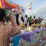 تصاویری از مراسم جشن ازدواج برای زوج های جوان گلستانی