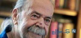 جشن تولد محمد علی کشاورز در سن ۸۹ سالگی
