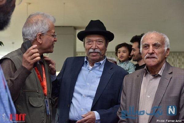 حاشیه جشنواره جهانی فجر