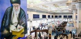 تصاویری دیدنی از حال و هوای نمایشگاه کتاب تهران