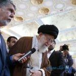 تصاویری از حضور رهبر در نمایشگاه کتاب تهران