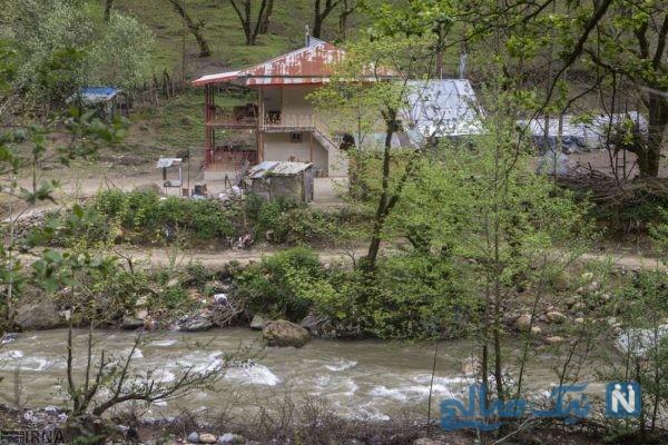 رودخانه های گیلان
