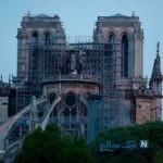 خسارات آتش سوزی کلیسای نوتردام پاریس + تصاویر