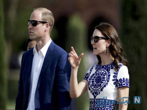 خیانت شاهزاده ویلیام به همسرش واقعیت دارد؟