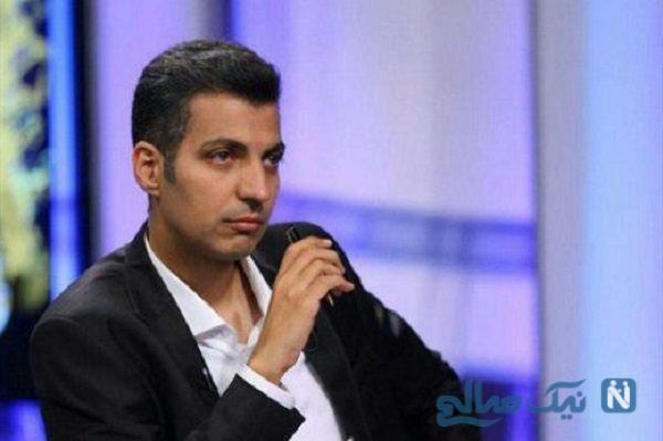 جشن عوامل برنامه ورزشی نود برای عادل فردوسی پور