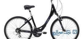 ساخت دوچرخه مخصوص زنان تهرانی
