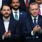 دیدار داماد اردوغان با ترامپ رئیس جمهور آمریکا در کاخ سفید
