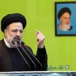 حضور متفاوت رئیسی در نماز جمعه تهران خبرساز شد!
