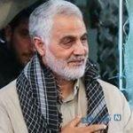 درخواست سردار حاج سلیمانی از مدافعان حرم برای سیل زدگان