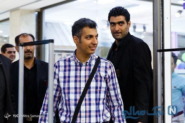 واکنش عادل فردوسی پور به شعارهای هوادارانش