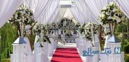 عروسی های لاکچری در تهران با هزینه ۶۰۰ میلیون تومان!