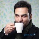 عکس جدید احسان علیخانی در بین سیل زدگان پلدختر
