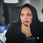 حمایت منیژه حکمت از عادل فردوسی پور عزیز مردم ایران