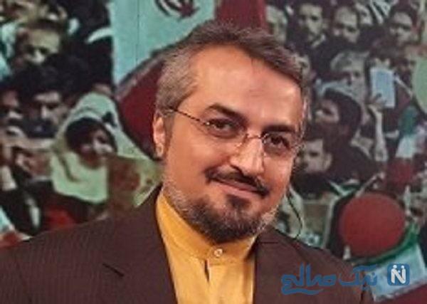 مجری معروف شبکه خبر هم سپاهی شد!