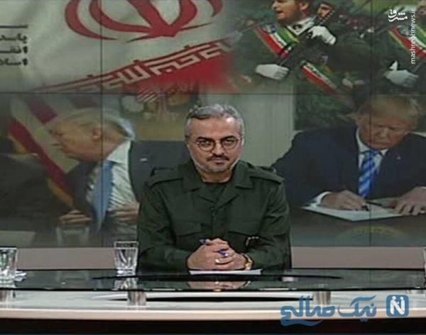 مجری معروف شبکه خبر