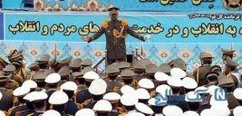 تصاویری از مراسم رژه روز ارتش در تهران