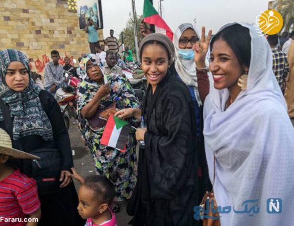 اعتراضات سودان