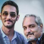 عکس جدید مهران مدیری و پسرش در کنار هم