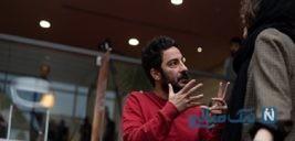 بدرفتاری نوید محمدزاده در جشنواره جهانی فجر سوژه رسانه ها شد!