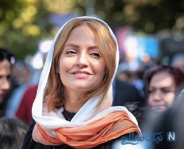 واکنش مهناز افشار به کمک نیروهای حشد الشعبی برای سیل زدگان