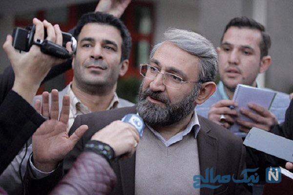 هدایت هاشمی و همسر و فرزندش در حافظیه شیراز
