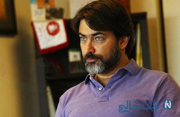 پارسا پیروزفر در جشنواره جهانی فیلم فجر با چهره متفاوت