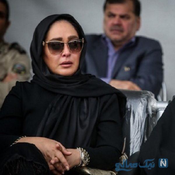 الهام حمیدی بازیگر ایرانی