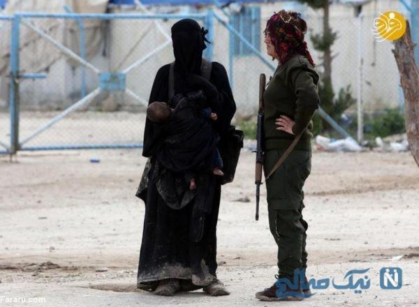 عروس های داعشی