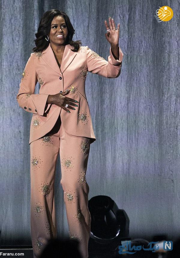 لباس میشل اوباما
