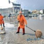 آبگرفتگی در مشهد بعد از بارندگی های اخیر خبرساز شد!