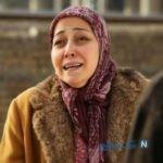 تدریس آرزو افشار بازیگر آوای باران در دانشگاه به همراه دخترش