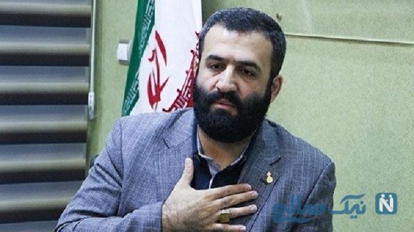Image result for قدمی و احمدی نژاد