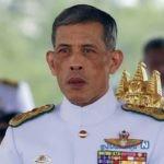 ازدواج پادشاه تایلند با بادیگاردش!