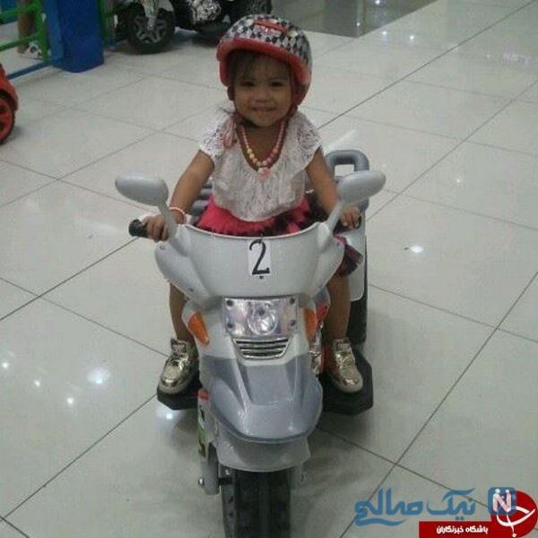 کودک در خودرو