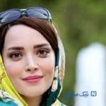 تصویری از بهنوش طباطبایی بازیگر زن ایرانی ۱۵ سال پیش